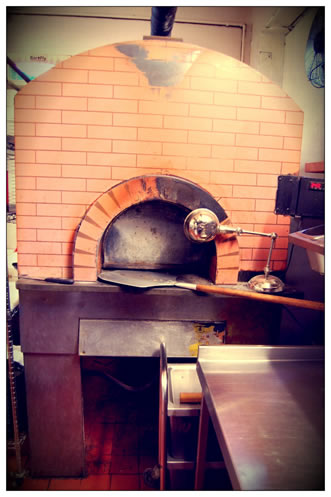 Our Classic Pizza Oven